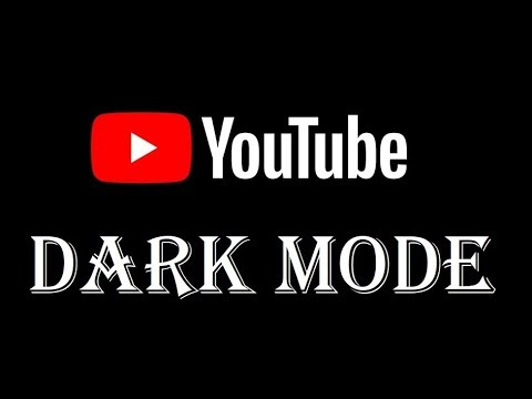 How to Turn on Dark Mode Youtube App - How to turn on Night Mode Youtube Dark Theme Android iPhone