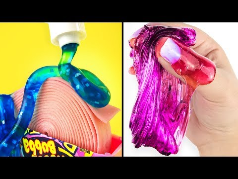 1 INGREDIENT SLIME 💦 Testing My Subscribers NO BORAX Recipes!