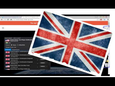 How to Get a Uk Ip Address! (British Uk Vpn with Proxy list) Software