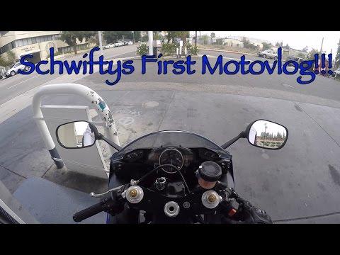 Schwifty450's First motovlog!