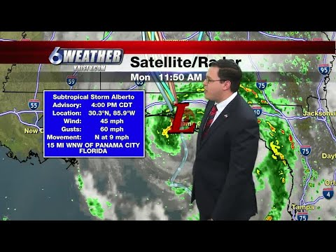 5PM Weather Forecast 5/28/18