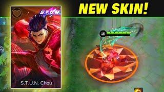 Training latihan CHOU Mobile legends