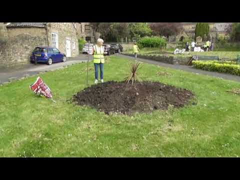 Diary 20th May 2018   Planting Up Whickham