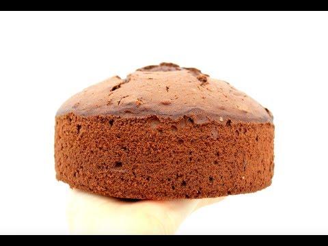 Бисквит на Кефире / Chocolate Buttermilk Cake