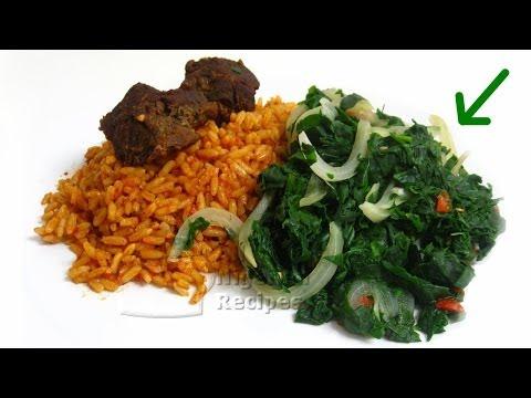 Steamed Veggies for Jollof Rice, Coconut Rice, Fried Plantains & Moi Moi