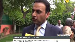 Download WION Exclusive: Afghan Ambassador, 2018 bloodiest year for Afghan media Video