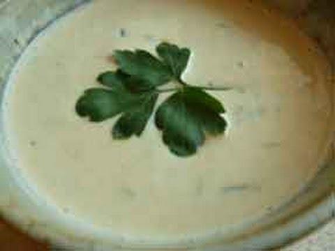Tahini Paste & Tahini Sauce Recipe