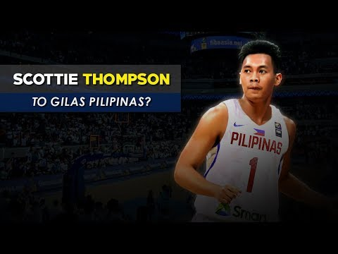 Scottie Thompson to Gilas Pilipinas? | Points? Rebounds? Assists? Walang Problema