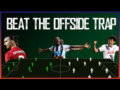 How to Beat the Offside Trap!
