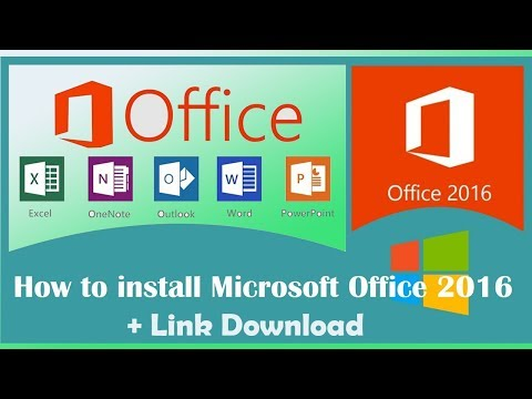 How to install microsoft office 2016 full 100% speak khmer - how to download microsoft office 2016