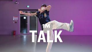 Khalid - Talk ft. Disclosure / Learner's Class