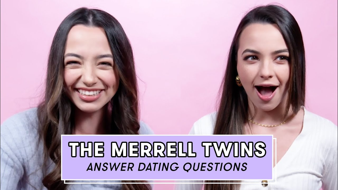 The Merrell Twins Give the BEST Dating Advice to Fans | Dating Questions