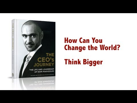 The CEO's Journey: How to Change the World
