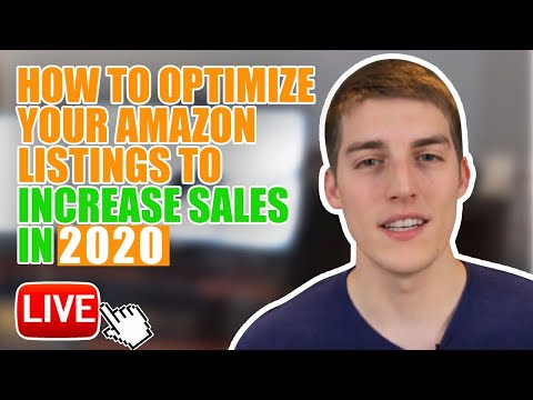 How To Optimize Your Amazon Listings To Increase Sales in 2018