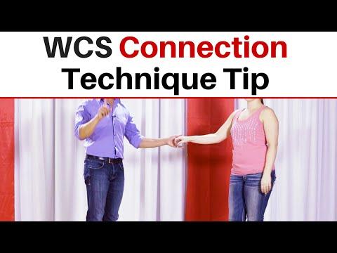 West Coast Swing Technique | Connection