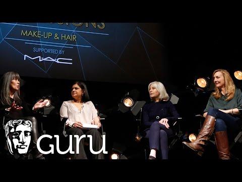 Make-Up & Hair from The Revenant, The Danish Girl, Carol & Brooklyn | BAFTA Film Sessions