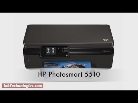 HP Photosmart 5510 Instructional Video