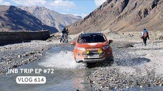 Adventurous Leh Manali Highway - INB Trip EP #72