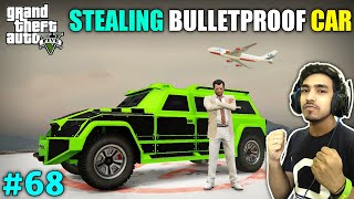 THIS BULLETPROOF CAR SAVE US FROM MAFIA | GTA V GAMEPLAY #68