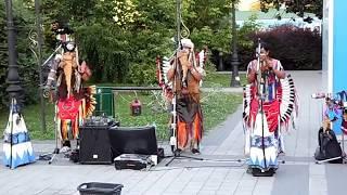Я снимал концерт Индейцев и тут такое началось! Часть 1