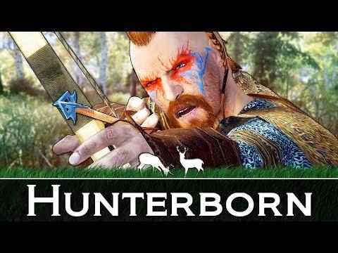 Skyrim Mods: Hunterborn 1.5 & Scrimshaw Expanded