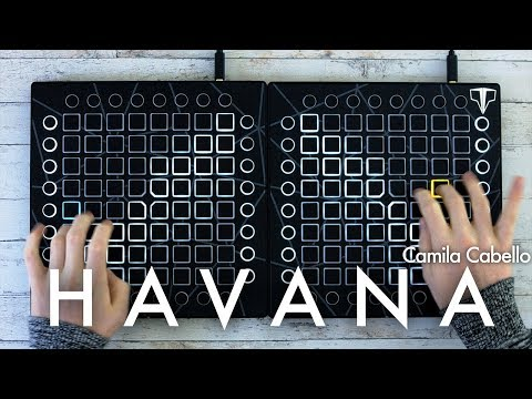 Camila Cabello - Havana (Dim Wilder Remix) // Most Difficult Launchpad Performance? (4K)