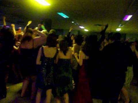 2010 Winter Formal Dance at Valley Forge High School