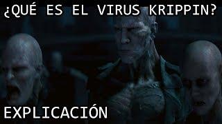 ¿qué Es El Virus Krippin?   El Virus Krippin De Soy Leyenda Explicado