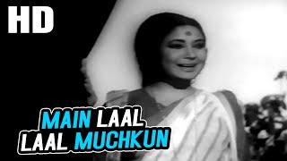 Main Laal Laal Muchkun   Lata Mangeshkar, Kamal Barot, Nilima Chatterjee   Majhli Didi 1967 Songs