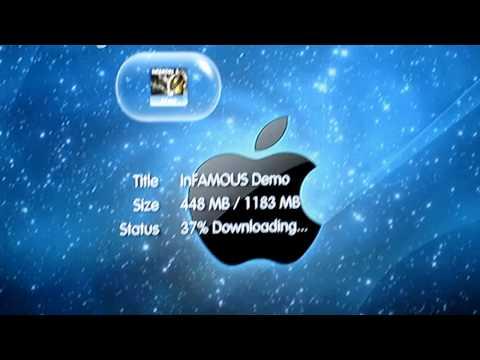 PSN Download Speed