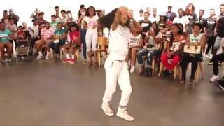 DANCE BATTLE: Haleigh (LYE)  vs Shemya (ATL)