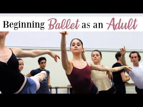 Tips for Beginning Ballet as an Adult | Kathryn Morgan