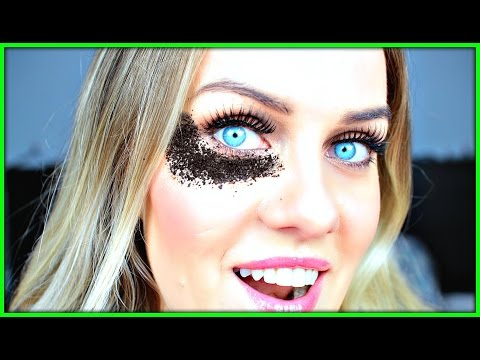 COFFEE UNDER EYES ? DOES THIS BEAUTY HACK REALLY WORK ?