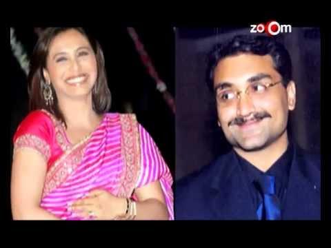 Rani Mukherjee and Aditya Chopra to soon tie a knot