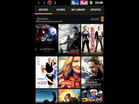 How to watch free online movies android