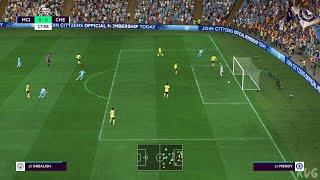 FIFA 22 - Manchester City vs Chelsea - Gameplay (PS5 UHD) [4K60FPS]