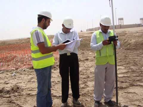 SURVEYING WORK IN UAE 2