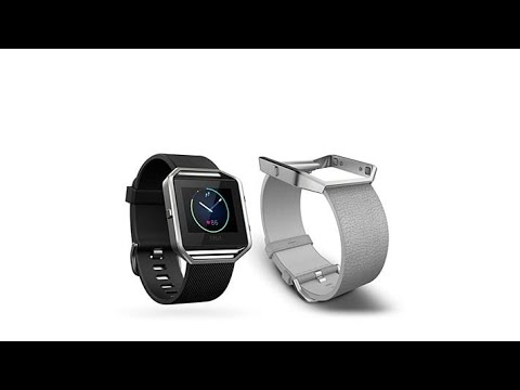 Fitbit Blaze MultiSport Watch with 2 Bands