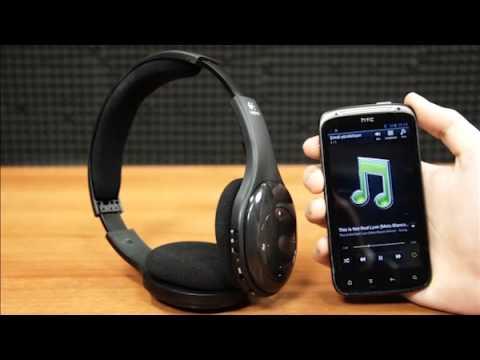 Logitech H800 Stereo Wireless Bluetooth Headset