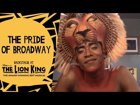 Episode 8: The Pride of Broadway: Backstage at THE LION KING with Jelani Remy