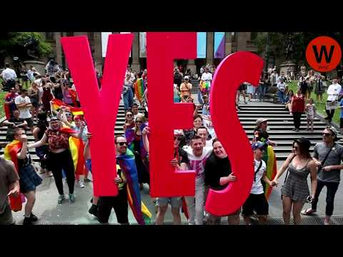 Same sex marriage bill introduced to Federal Parliament & Says