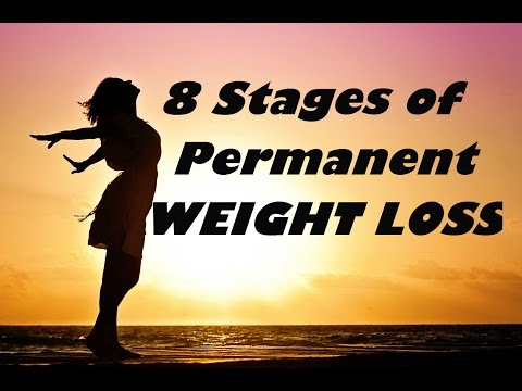 8 Stages of LOSING WEIGHT PERMANENTLY (Binge Eating Disorder)