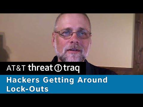How Hackers Get Around Lockouts - AT&T ThreatTraq Bits