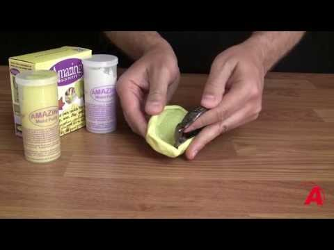 How to Make Your Own Molds with the Amazing Mold Putty