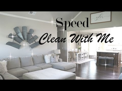 CLEAN WITH ME | CLEANING MOTIVATION | QUICK CLEAN UP