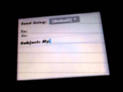 how to find your bbm pin on blackberry curve 8520