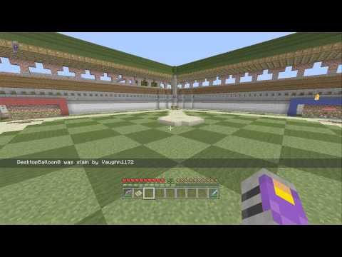 Minecraft Xbox 360: Baseball w/Friends