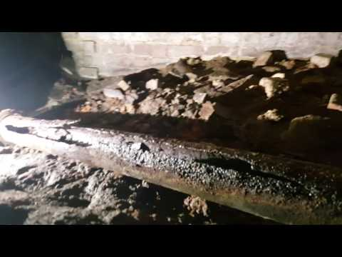 How to replace old cast iron sewer lines