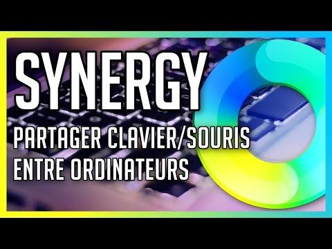 Synergy : Partager clavier et souris entre ordinateurs Linux / Windows et Mac OS !