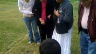 20091226 - Visiting Rev. Ted Wu